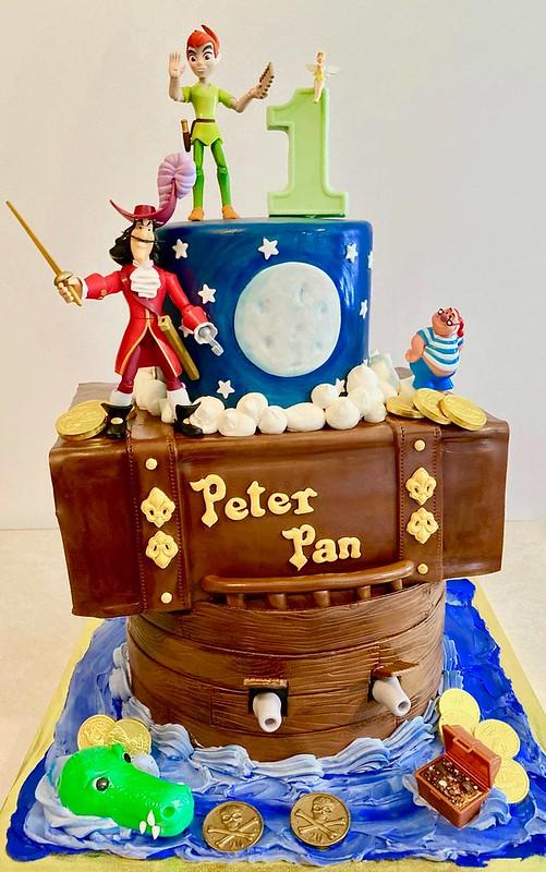 Cake by Suzi Cakes