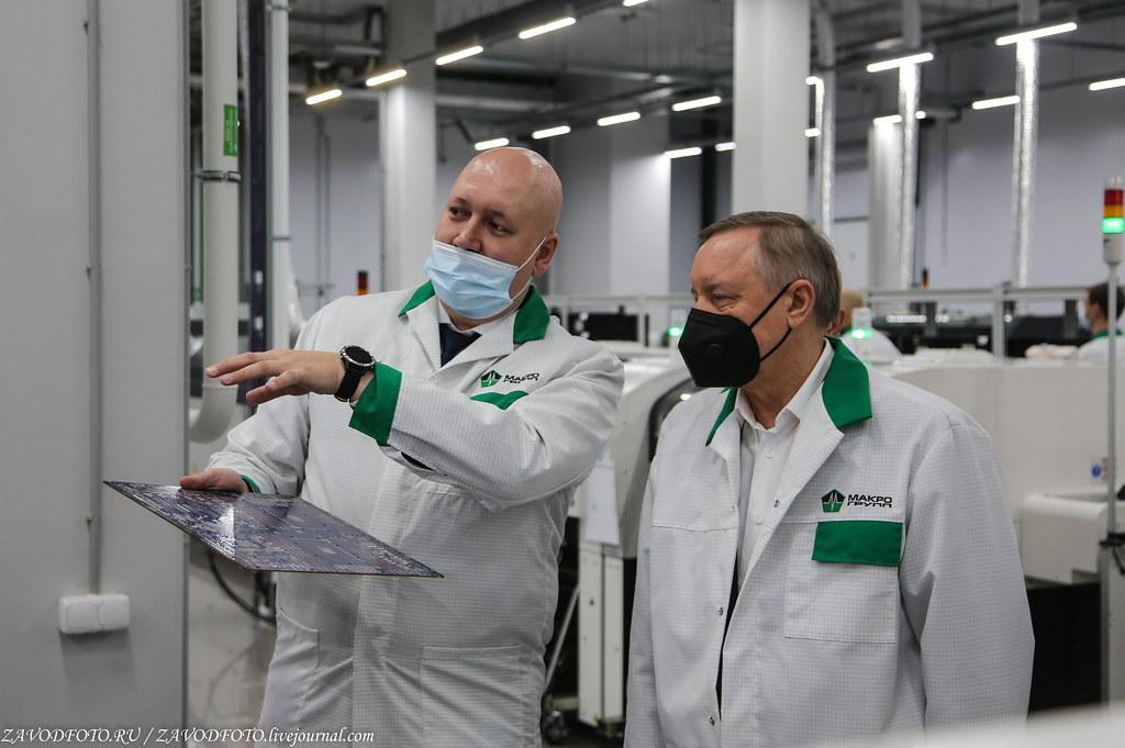 Какой он новый завод «Макро ЕМС» по производству электронных модулей IMG_0930