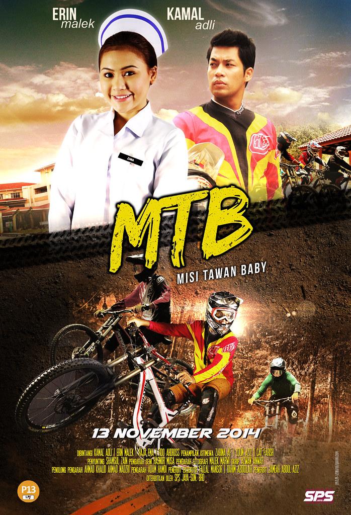 Filem Basikal Lasak, Mtb - Misi Tawan Baby