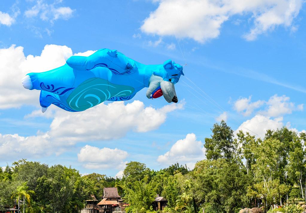 KiteTails Baloo AK