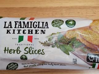 Herb slices