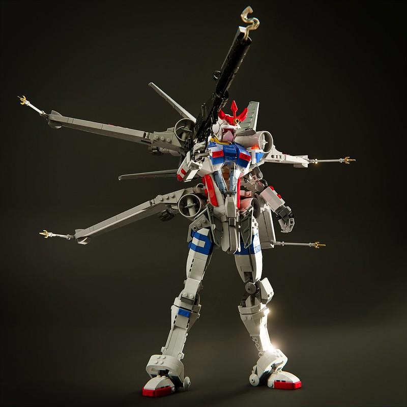 Gundam WING X-0 (X-Wing Gundam)