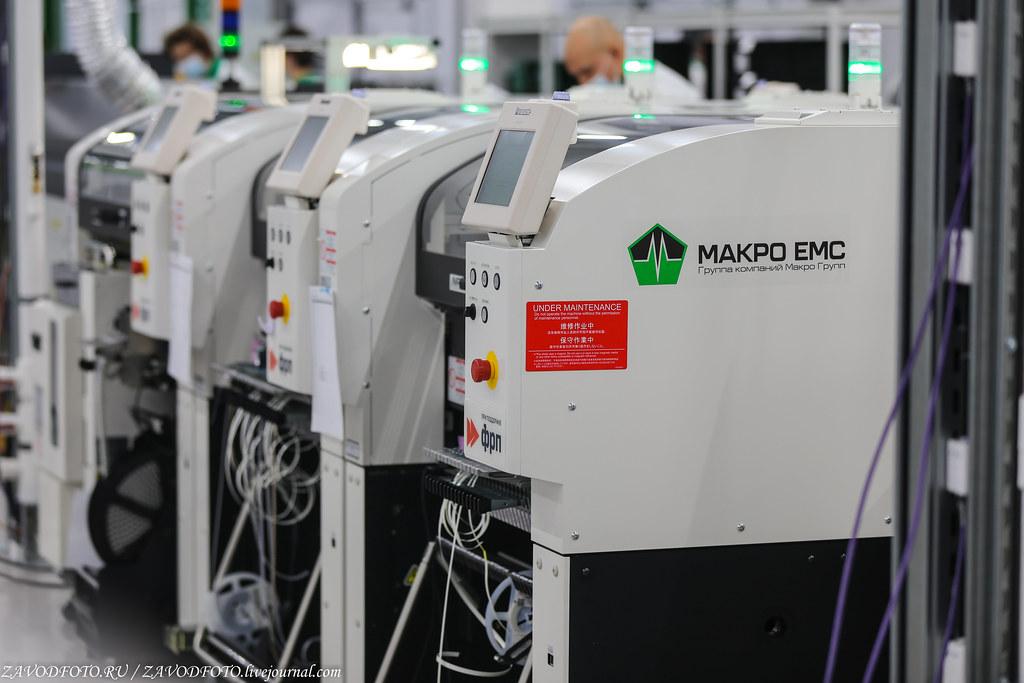 Какой он новый завод «Макро ЕМС» по производству электронных модулей IMG_1250