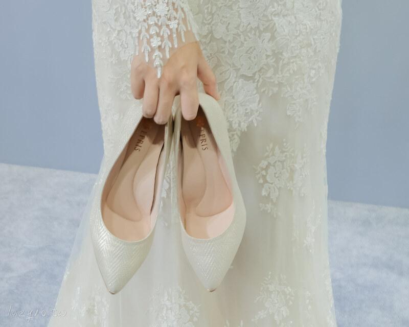 素面婚鞋推薦