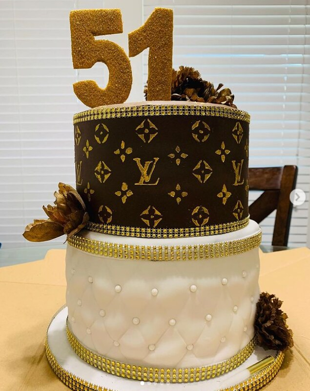Cake by Sweet Bites Texas