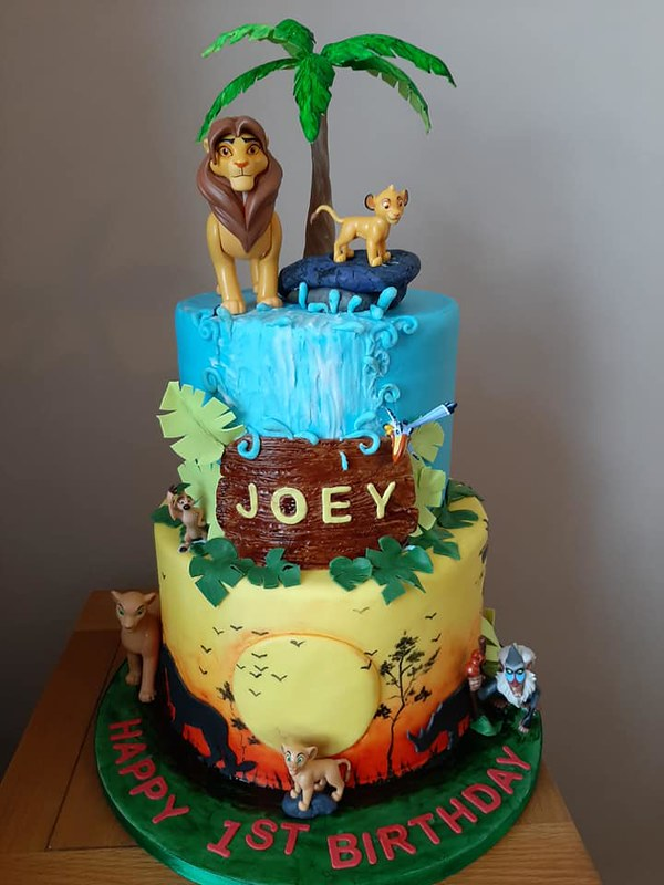 Cake by Birthday and Wedding Cakes