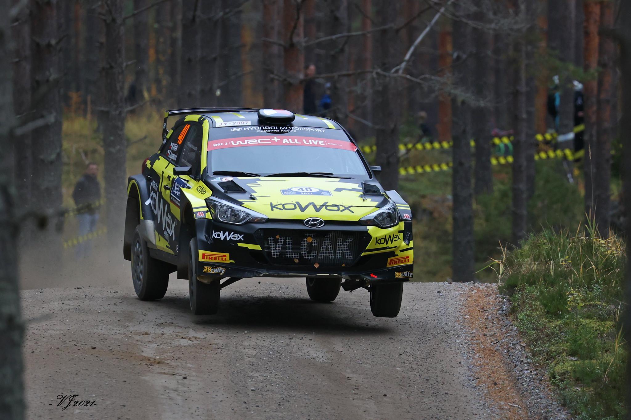 Martin Vlcek, Hyundai i20 R5