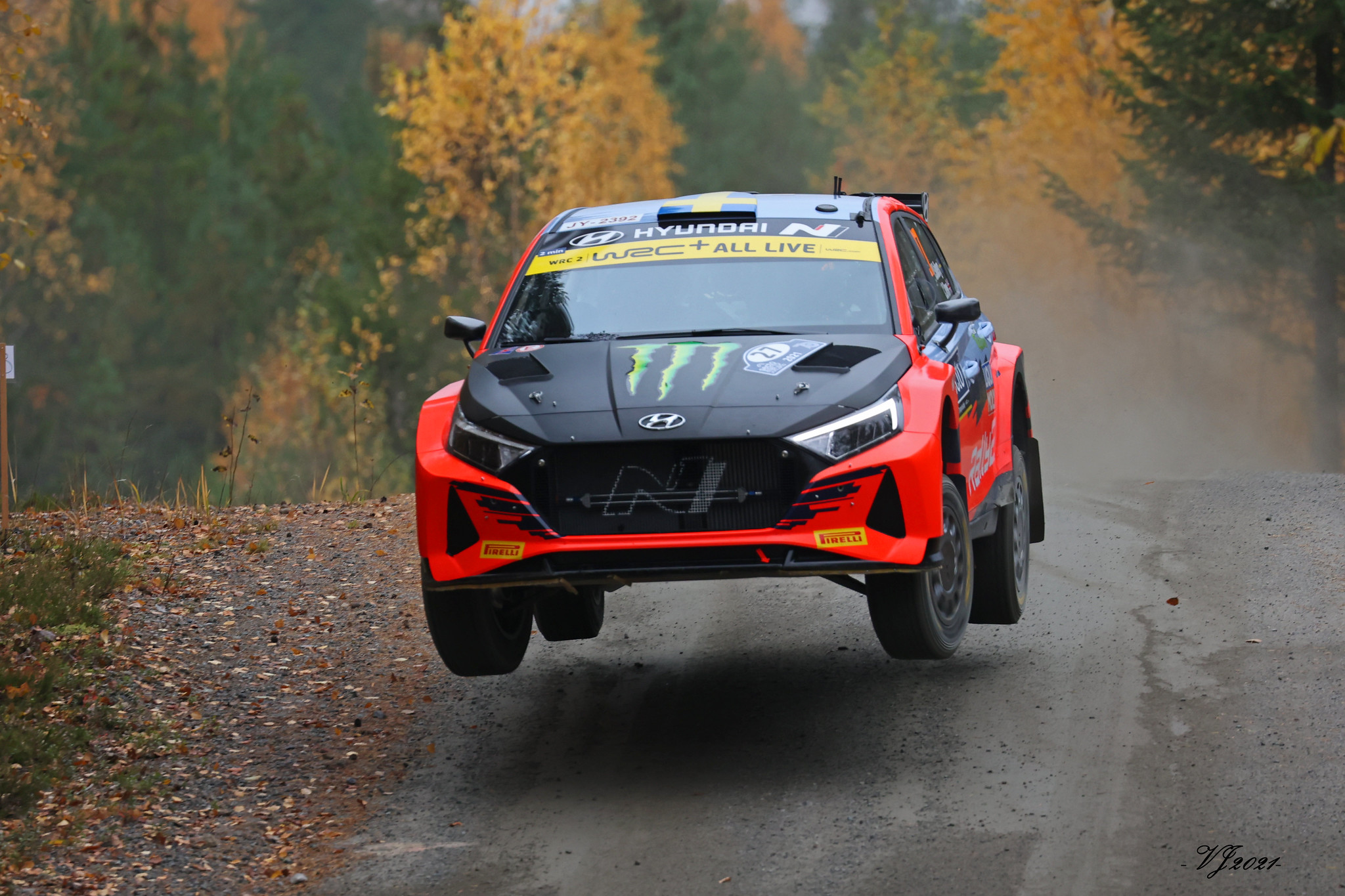 Oliver Solberg, Hyundai i20 R5