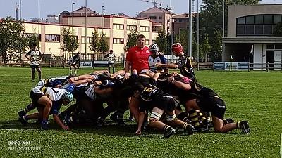 2021/22 - UNDER 17 - RPFC1 vs Viadana e Modena vs RPFC2 03/10/21