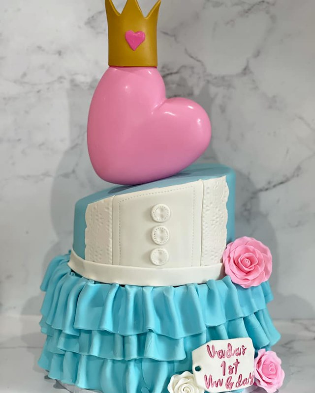Cake by Eventful Sweets