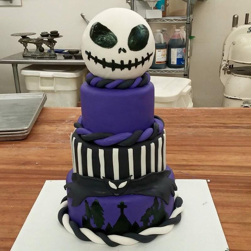 Cake by Casillas Bakery