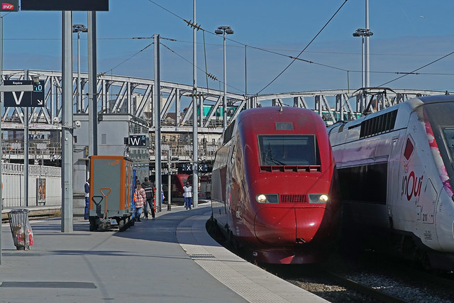 Gare du Nord - Paris (France)
