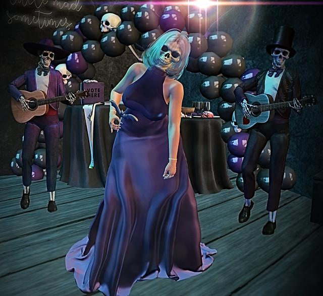 The Halloween Ball 2021