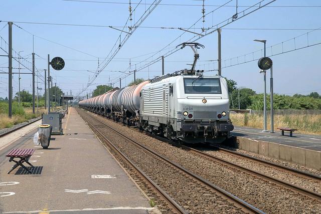 CB Rail 37521 Agde