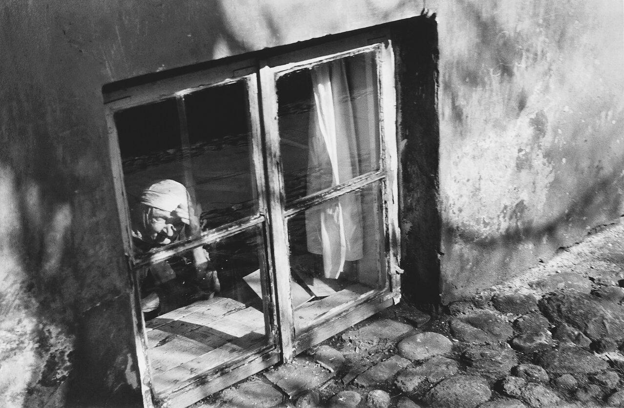 1961. Вильнюс. Подвальный житель