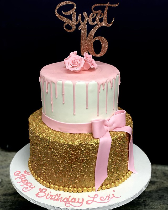 Cake by Swiss Chalet Bakery