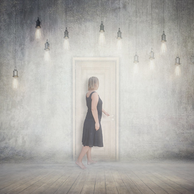 the closed doors of imagination