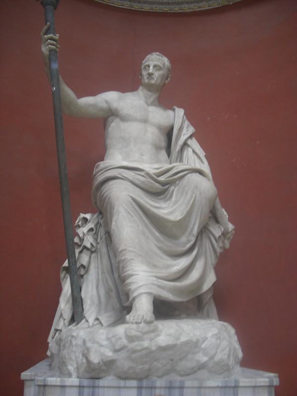 Statue of Galba