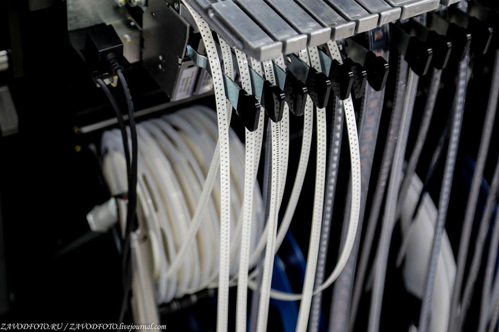 Какой он новый завод «Макро ЕМС» по производству электронных модулей 999A8833