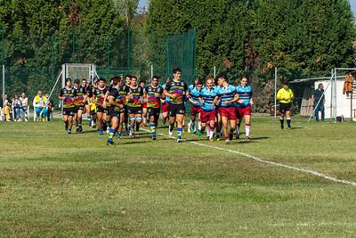 2021/22 - UNDER 19 - Valorugby vs RPFC 03/10/21 (foto Sicuri)