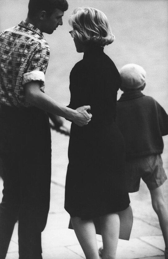 1962. Вильнюс. Встреча