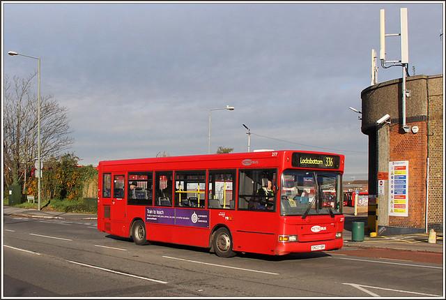 Go-Ahead London/Metrobus 277