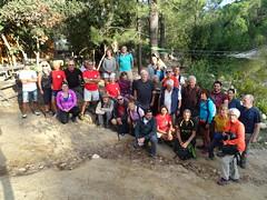 Photo de groupe : 33 participants