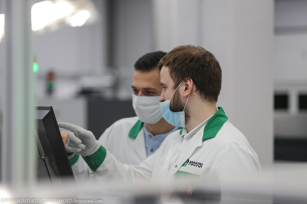 Какой он новый завод «Макро ЕМС» по производству электронных модулей IMG_1419