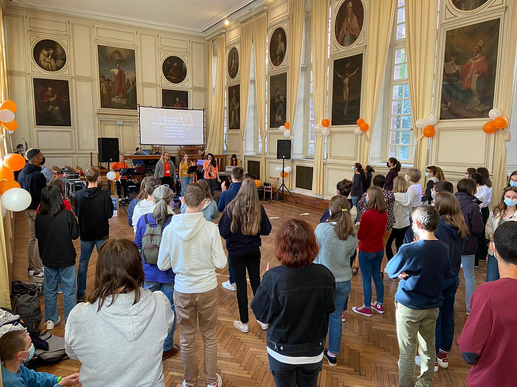 Congrès Mission 2021 : Journée des Lycéens