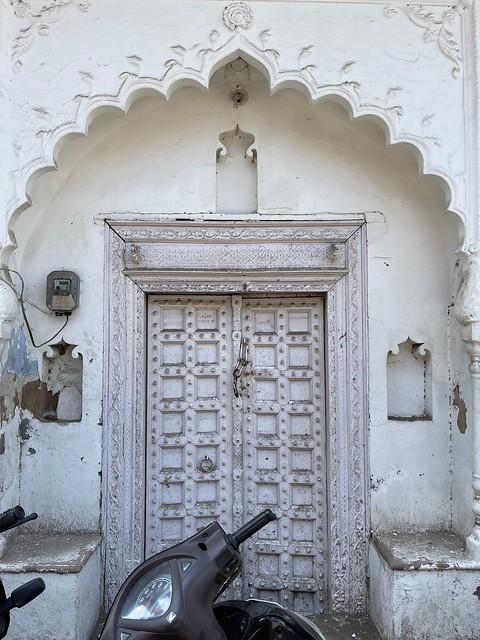 City Landmark - Old Doorway, Sadar Bazar, Gurgaon