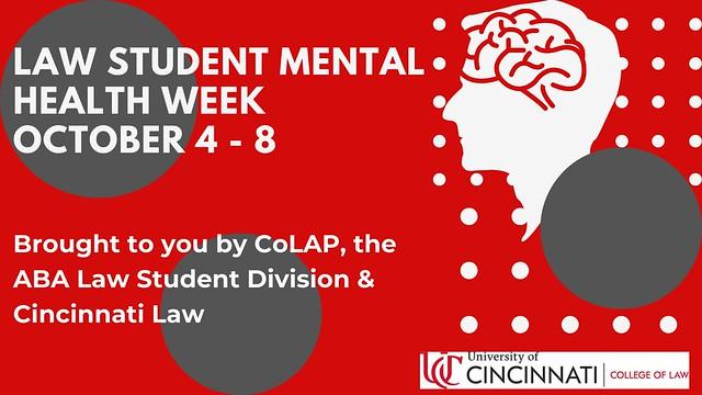 2021 Mental Health Week Events