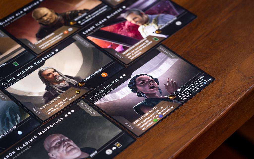 DUNE: Imperium boardgame juego de mesa