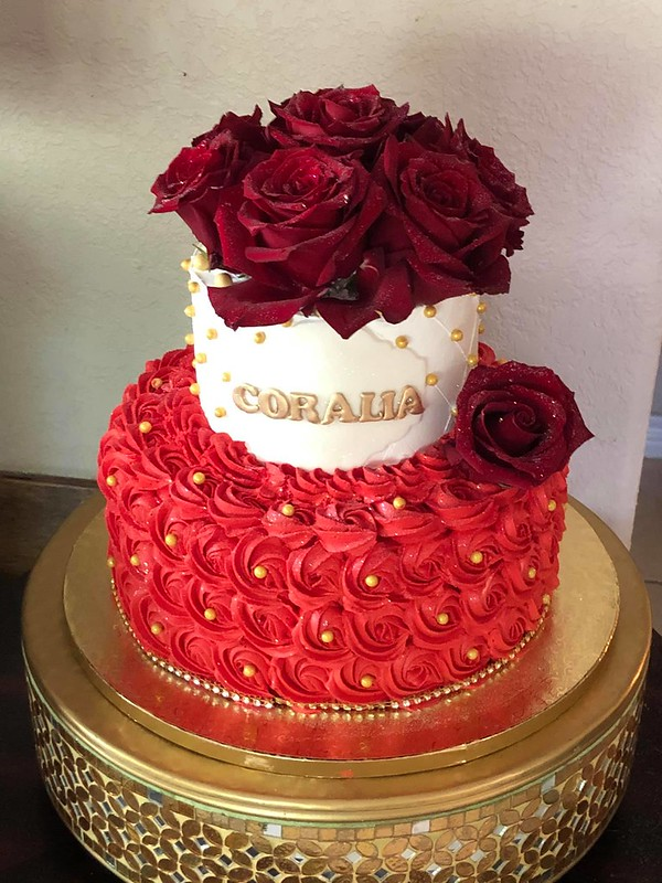 Cake from Sweet Creations by Carmen