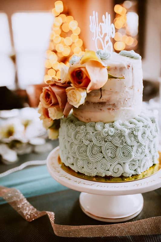 Cake by BLSS Bakery