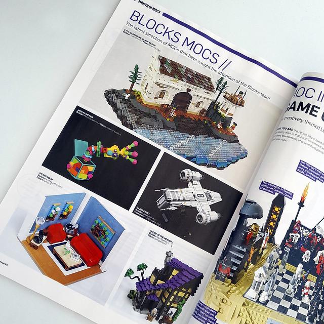 BLOCKS magazine Issue 84