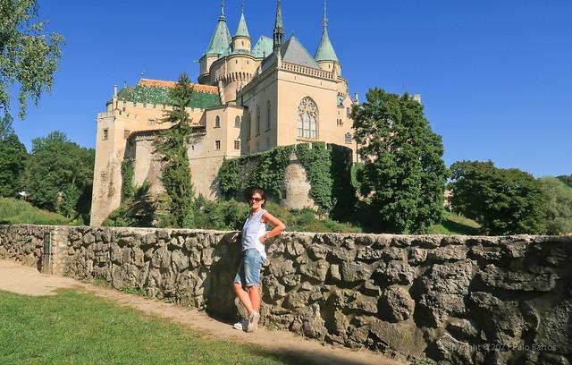 021Sep 09: Bojnice Castle Portrait