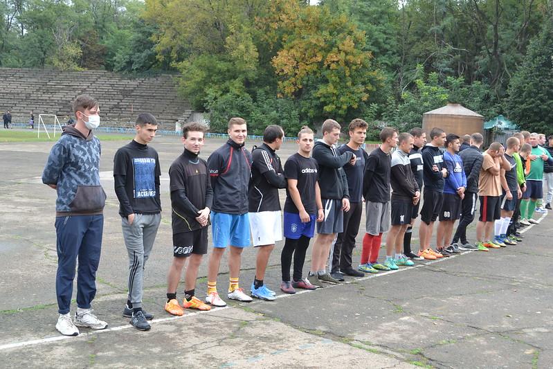 Студенты АФГТ стали призерами  спортивного первенства «Футбольная пора»
