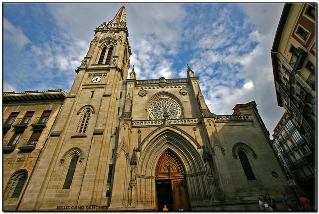 Done Jakue katedrala, Bilbo (Bizkaia, Euskal Herria)