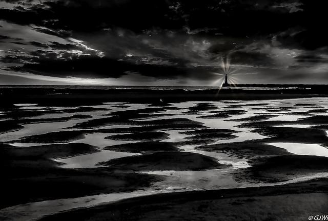 Sand puddles
