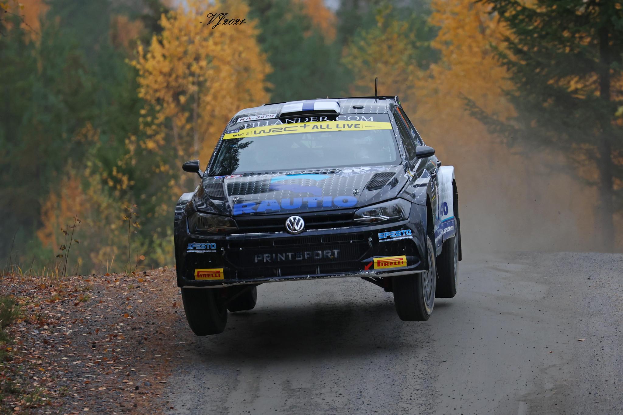 Teemu Suninen, Volkswagen Polo R5