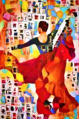 Flamenco Baile