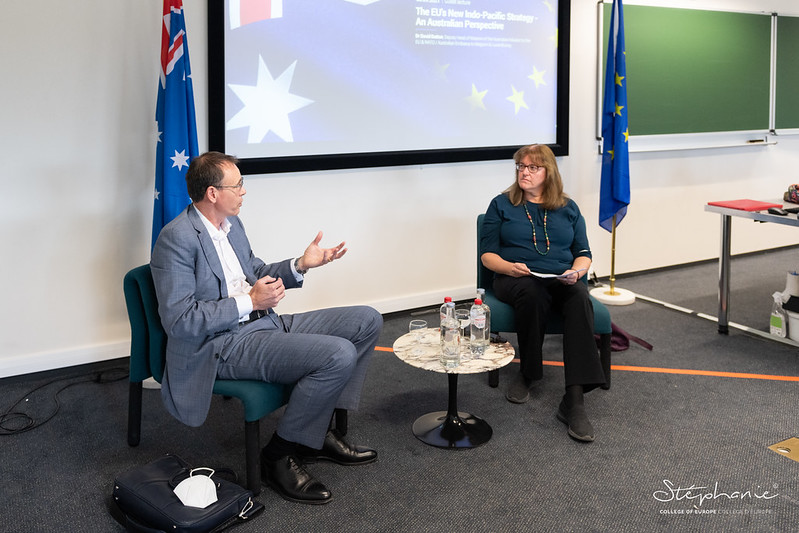Speech by Dr David DUTTON, Deputy Head of Mission, Australian Embassy.30 September 2021