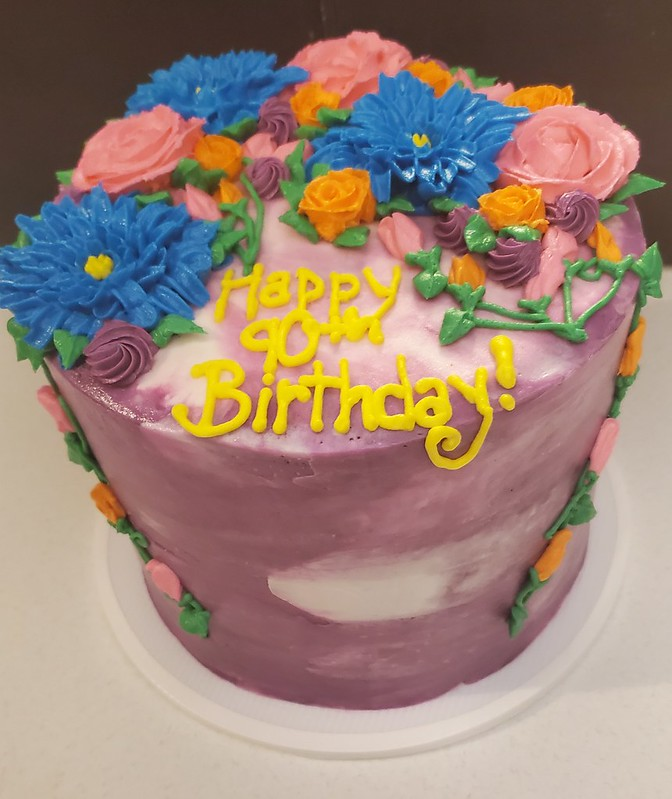 Cake by Madame Findley's