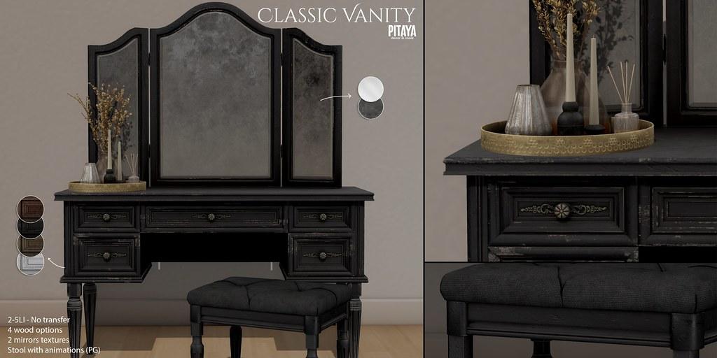 Pitaya – Classic Vanity @ Anthem