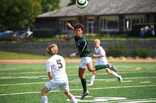 Boys' Varsity Soccer Vs. Sanford