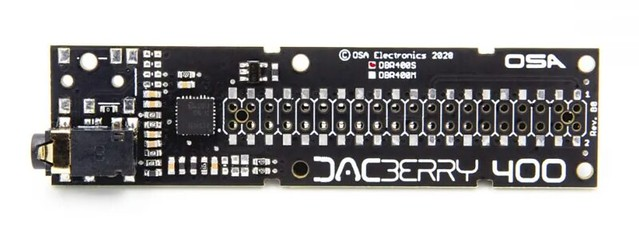 DacBerry 400 S