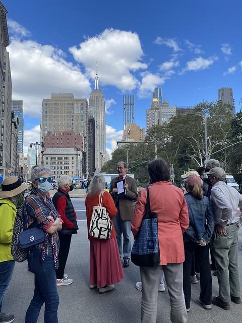 A Walking Tour: Edith Wharton