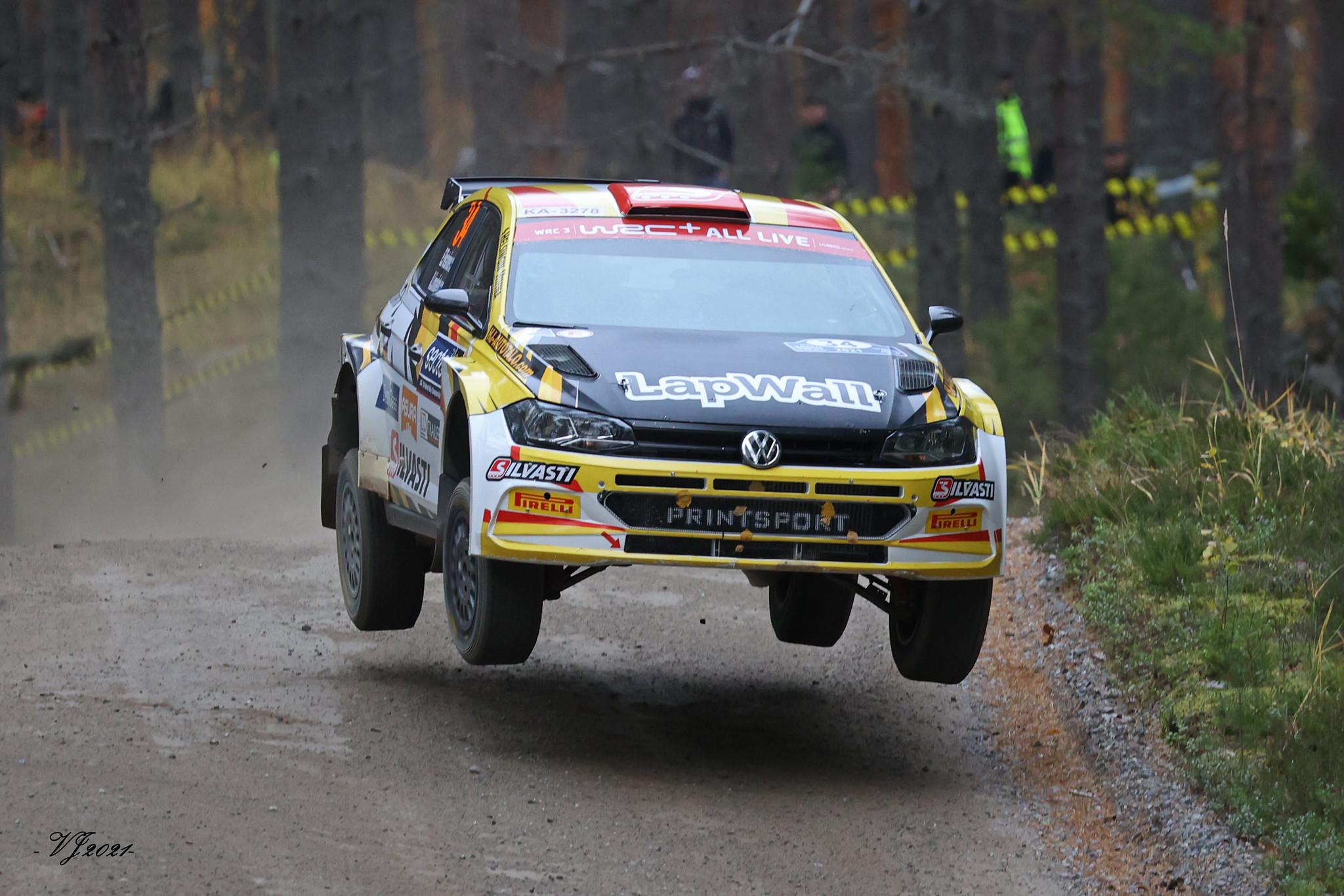 Eerik Pietarinen, Volkswagen Polo R5
