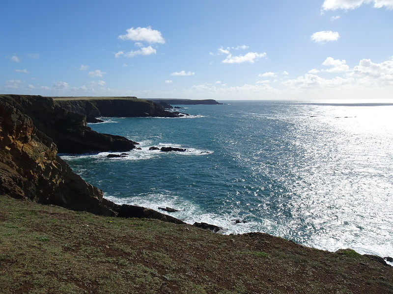 Pembrokeshire Coast: Marloes Circuit