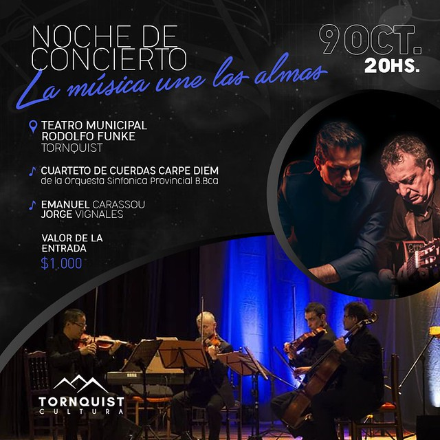 Noche de concierto
